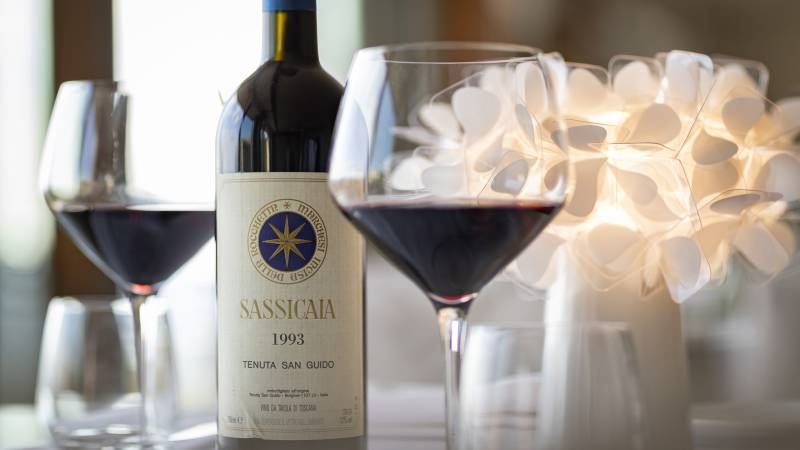 Fontebella-Palace-Hotel-Assisi-supertuscan-sassicaia-1993
